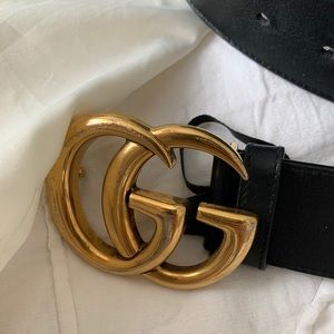 Authentic Gucci belt- size 70